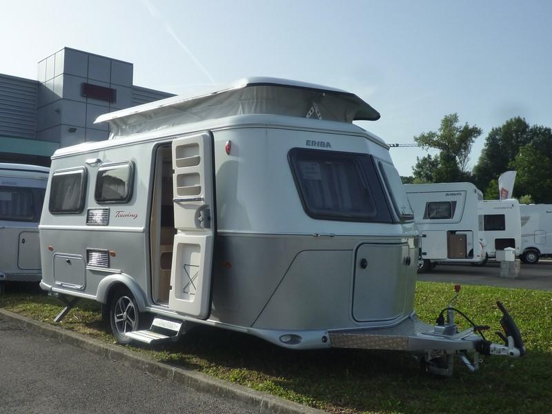 caravane eriba troll 542 edition 60 ans lits jumeaux isacar. Black Bedroom Furniture Sets. Home Design Ideas