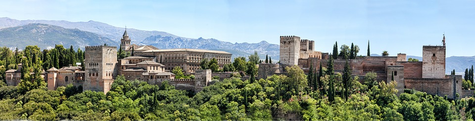 L'Alhambra et ses merveilles