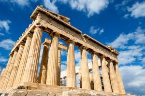 L'Acropole et son Parthénon